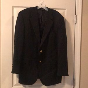 Jos A. Bank suit jacket black 42L